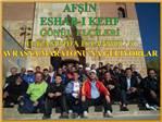 AFŞİN ESHAB-I KEHF GÖNÜLLÜLERİ AVRASYA MARATONUNA GELİYOR