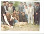 YIL 1992 Güdül Futbol Turnuvası Şampiyonluk......