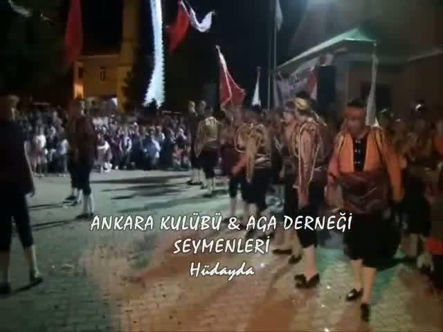 Ankara Kulübü & AGA Derneği Seymenleri - Hüdayda...