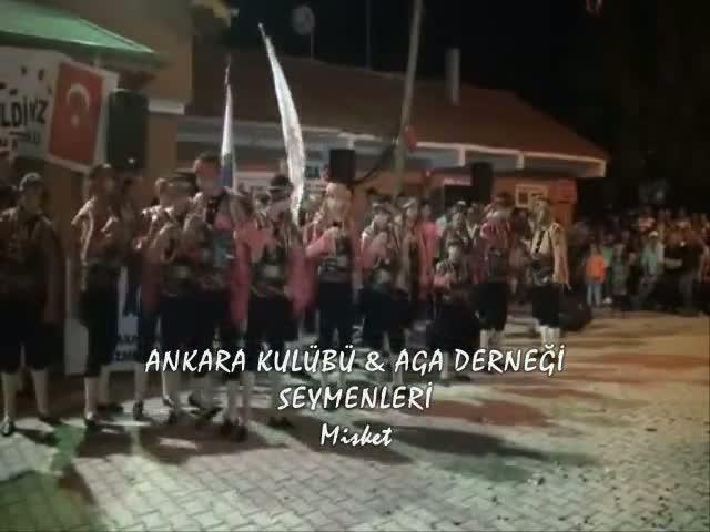 Ankara Kulübü & AGA Derneği Seymenleri - Misket...