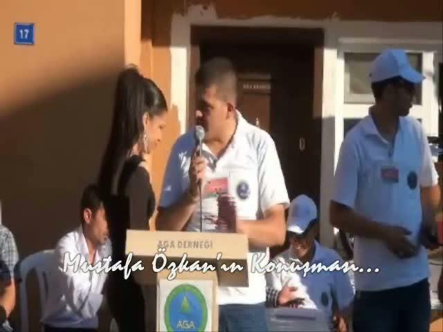 Sayın Mustafa Özkan'ın Konuşması...