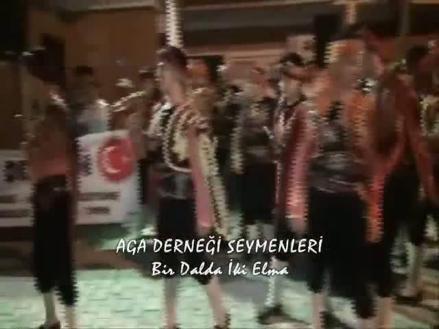 AGA Derneği Seymenleri - Bir Dalda İki Elma...