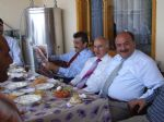 TCDD Gnl. Mdr. Süleyman Karaman & TRT Gnl. Mdr. İbrahim Şahin...