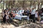 Derneğimizin yönetim ekibi köylülerimiz ile bayramlaştılar.