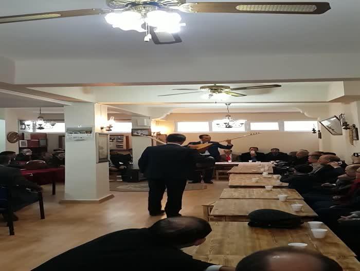 Aşağı Canbaz Köyü Aşıklar Programı Mart 2015...