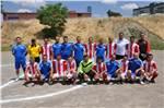 2013 Futbol Turnuvası Kupa Töreninden Kareler
