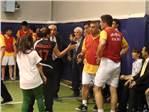 2014 VOLEYBOL  TUTNUVASI FİNAL MAÇI VE KUPA TÖRENİNDEN KARELER...