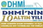 DHMİ'NİN 10 ALTIN YILI