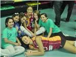 Voleybol Spor Okulu Kızları Galatasay voleybol oyuncuları......