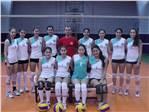 Yıldız Kızlar voleybol Takımı...