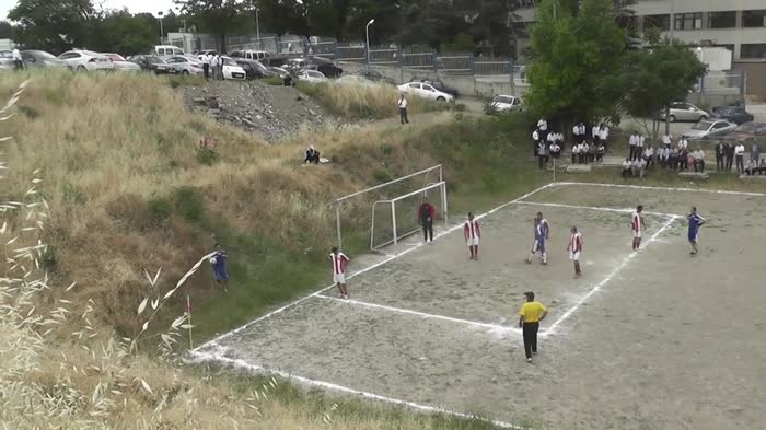 2013 Futbol Turnuvası Altın Gol...