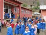 güleçler köyü yeni okuluna kavuştu