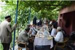 siirt valisi köyümüzü ziyaret etti (barış yemeği)