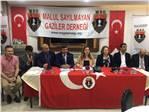 MHP İstanbul Milletvekili Sn Arzu ERDEM Malul Sayılmayan Gaziler İle Buluştu.