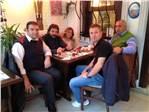 Gazeteci Sayın Nuray Başaran Demir ve Eşi  Levent Demir...