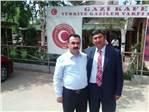 Genel Başkanımız Mesut Kılıçaslan, Türkiye Gaziler Vakfı......