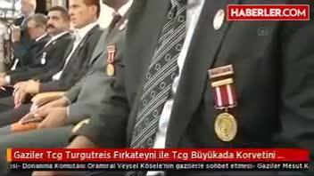 GÖLCÜK DONANMA KOMUTANIN BİZLERİ GAZİLER GÜNÜNDE DAVETİ...