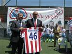 Kahramanmaraş Dernekler Arası 2012 Futbol Turnuvası 02 Haziran 2012 Cumartesi günü muhteşem bir açılış töreniyle başladı...
