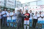 Kahramanmaraş Dernek Arası 2012 Futbol Turnuvası şampiyonu......