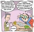 Etkileşimli Tahta Karikatürü...