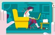 Bilgisayar Kullanırken Sağlık İçin Dikkat Edilmesi Gerekenler...