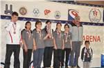 2012-2013 Sezonu Türkiye 3.'sü Bayan Curling Takımımız...