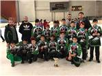 Buz Hokeyi Yıldız Takımımız Anadolu Yıldızları Turnuvasında İkinci Oldu