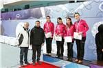 Narmanspor Bayan Curling Takımı Türkiye İkincisi Oldu.