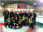 Curling´de Şampiyon Yine Narmanspor