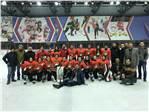 Kadınlar Buz Hokeyi Ligi: Ankara Üniversitesi 1 - Narmanspor 15