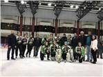 Genç Kızlar Buz Hokeyi Takımımız Türkiye İkincisi Oldu
