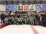 Narmanspor Bayan Buz Hokeyi  Türkiye Şampiyonu