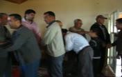 saray yaylası camisinde  kılınan ramazan bayramı namazı ......