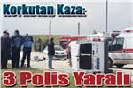Yahşihan'da trafik kazası