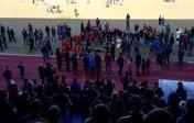 Yapraklı Sporcuları ve Taraftarların Şampiyonluk Sevinci...