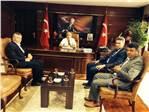 Giresun Valisi Sn.Hasan KARAHAN Ziyareti.